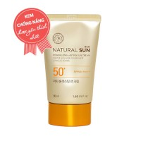 NATURAL SUN ECO POWER LONG-LASTING SUN CREAM SPF50+ PA+++ 80ML